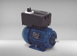 Dezentraler Frequenzumrichter für kleine Leistungen