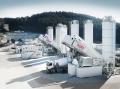 Antriebe für Baumaschinen: Zuverlässige Rohstoffzufuhr in mobilen Betonmischanlagen