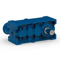 Parallel shaft gear units F.. RX 8..